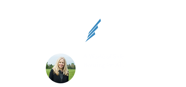 A World of Safe Housing for All. -Elizabeth Hausler-