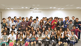 [Report 01] If every citizen is to become a Changemaker, Japanese society must change its conformist culture, and that starts with the young. That's why we travel around Japan to find new Youth Venture activists.