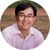 Portrait of Jack Sim