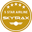 5 STAR AIRLINE SKYTRAX