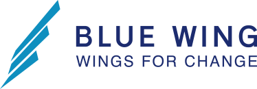 BLUE WING -WINGS FOR CHANGE